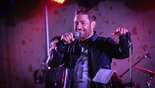 محمدرضا گلزار,اخبار هنرمندان,خبرهای هنرمندان,موسیقی