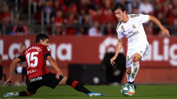 دیدار رئال مادرید و مایورکا,اخبار فوتبال,خبرهای فوتبال,اخبار فوتبال جهان