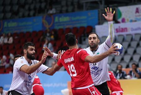 دیدار تیم ملی هندبال ایران و بحرین,اخبار ورزشی,خبرهای ورزشی,ورزش