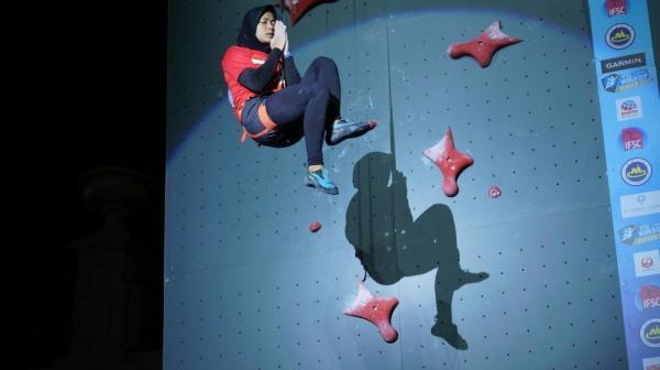 سنگنورد زن اندونزیایی,اخبار ورزشی,خبرهای ورزشی,ورزش بانوان