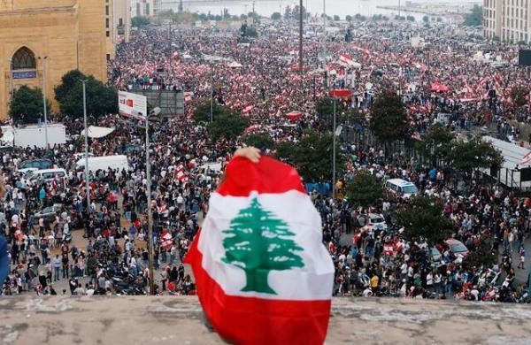 اعتراضات در لبنان,اخبار سیاسی,خبرهای سیاسی,خاورمیانه