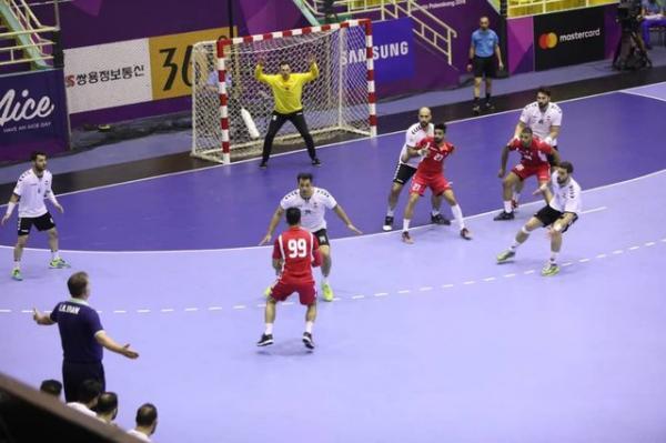دیدار تیم ملی هندبال ایران و کویت,اخبار ورزشی,خبرهای ورزشی,ورزش