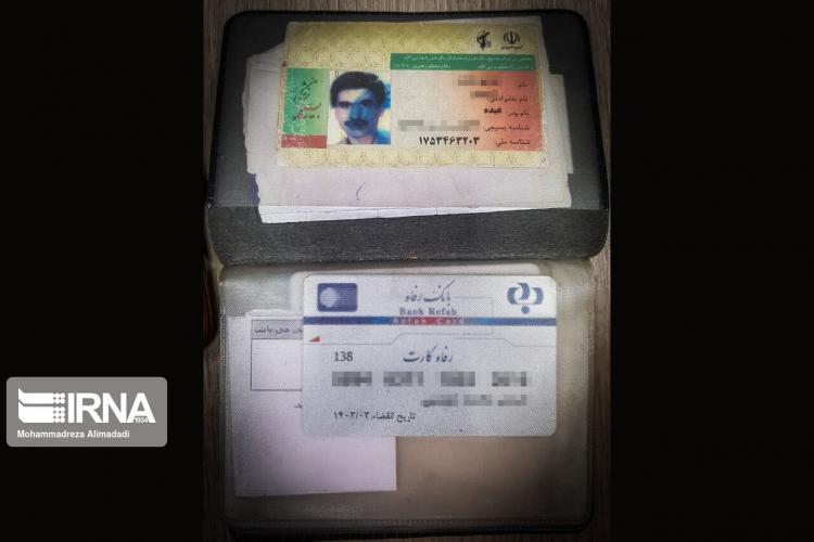 تصاویر وسایل گمشده زائران,عکس های وسایل گمشده زائران,تصاویر راهپیمایی اربعین 98