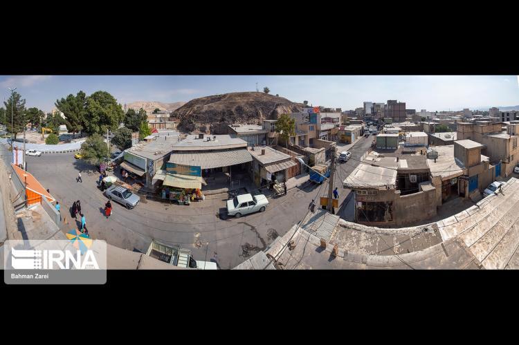 تصاویر تپه تاریخی چغاگاوانه,عکس های تپه تاریخی چغاگاوانه,تصاویر تپه تاریخی چغاگاوانه در اسلامآبادغرب