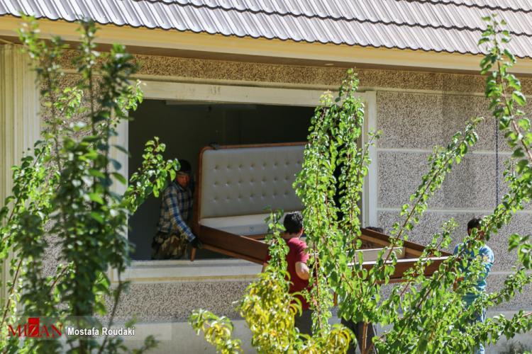 تصاویر تخریب ویلاهای غیرمجاز در فیروزکوه,عکس های تخریب ویلاهای غیرمجاز در فیروزکوه,تصاویر ویلاهای غیرمجاز در فیروزکوه