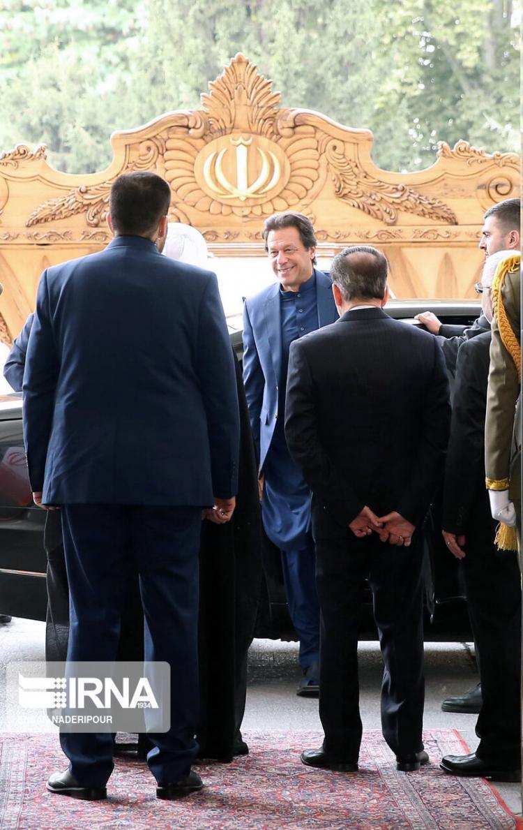 تصاویر استقبال روحانی از نخست وزیر پاکستان,عکس های استقبال روحانی از نخست وزیر پاکستان,تصاویر حسن روحانی
