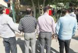 دستگیری سارقان در تهران,اخبار حوادث,خبرهای حوادث,جرم و جنایت