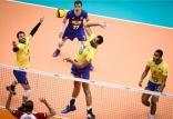 قهرمانی برزیل در جام جهانی والیبال,اخبار ورزشی,خبرهای ورزشی,والیبال و بسکتبال