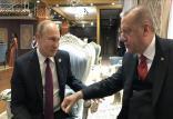 ولادیمیر پوتین و رجب طیب اردوغان,اخبار سیاسی,خبرهای سیاسی,اخبار بین الملل