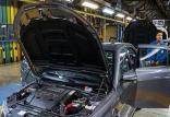 وضعیت تولید خودرو در کشور,اخبار خودرو,خبرهای خودرو,بازار خودرو