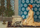 تابلوی زن قرآن خوان,اخبار هنرهای تجسمی,خبرهای هنرهای تجسمی,هنرهای تجسمی