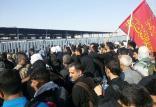 بازگشت زائران اربعین,اخبار مذهبی,خبرهای مذهبی,حج و زیارت