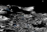 یخ در ماه,اخبار علمی,خبرهای علمی,نجوم و فضا