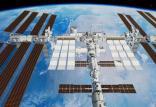 پیادهروی یک زن در ایستگاه فضایی,اخبار علمی,خبرهای علمی,نجوم و فضا