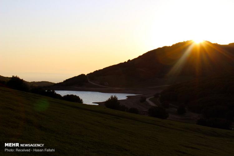 تصاویر دریاچه سوها,عکس های دیدنی از دریاچه سوها,تصاویر جاذبه های شگفت انگیز شهرستان نمین