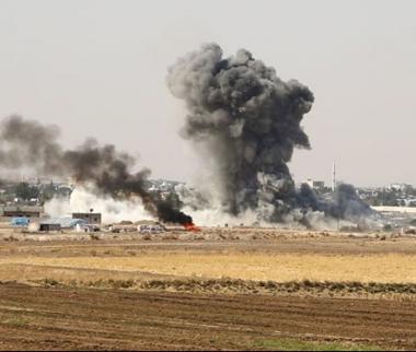حملات شیمیایی ترکیه به رأس العین,اخبار سیاسی,خبرهای سیاسی,خاورمیانه
