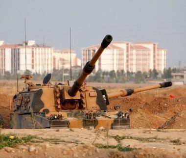 حملات ترکیه به سوریه,اخبار سیاسی,خبرهای سیاسی,خاورمیانه
