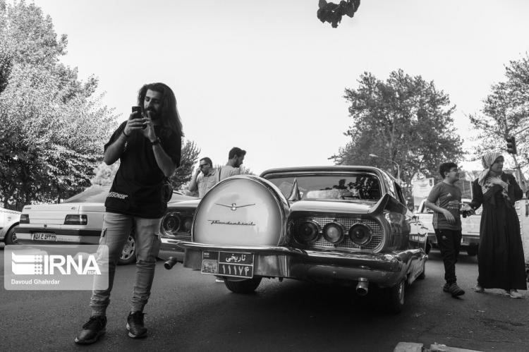 تصاویر خودروهای کلاسیک در تهران,عکس های خودروهای کلاسیک در تهران,تصاویر انواع خودروهای کلاسیک
