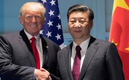 دونالد ترامپ و رئیس جمهور چین,اخبار سیاسی,خبرهای سیاسی,اخبار بین الملل