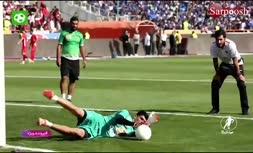فیلم/ تاثیرات مهم دروازه بانان در موفقیت تیمهای فوتبال