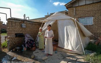 خسارات وقوع سیل در آق قلا,اخبار اجتماعی,خبرهای اجتماعی,شهر و روستا