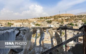 تصاویر تخریب پاتوق معتادان درکرج,عکس های تخریب شیرهکشخانه ها در کرج,تصاویر پاتوق معتادین متجاهر