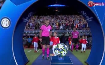 فیلم/ خلاصه دیدار بارسلونا 2-1 اینترمیلان (لیگ قهرمانان اروپا)