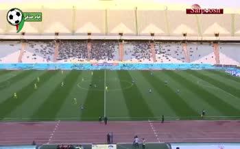 فیلم/ خلاصه دیدار استقلال تهران 3-0 فجرسپاسی (جام حذفی)