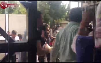 درگیری در دانشگاه علامه/ تصاویر میرحسین موسوی حاشیه ساز شد + فیلم