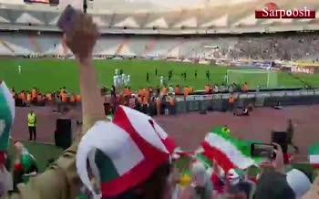 فیلم/ خوشحالی بانوان پس از گلهای تیم ملی ایران به کامبوج