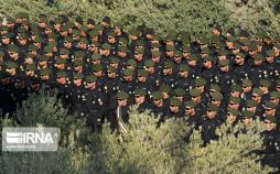 تصاویر آموزش یگانهای نیروی مخصوص ارتش,عکس های آموزش یگانهای نیروی مخصوص ارتش,تصاویر نیروی زمینی ارتش