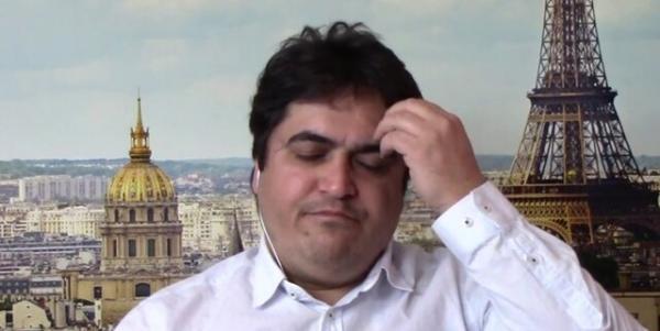 چرا مدیر آمدنیوز به عراق رفت که دستگیر شود؟