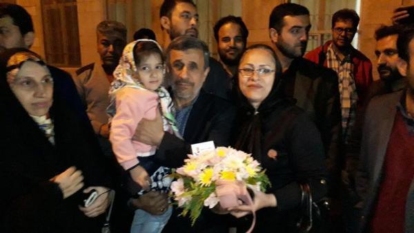 مراسم جشن تولد احمدی نژاد,اخبار سیاسی,خبرهای سیاسی,سیاست