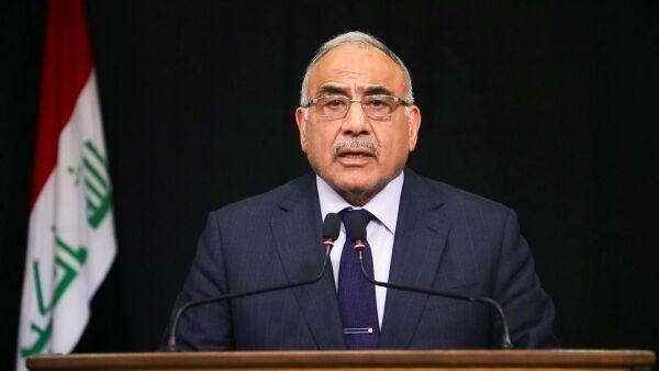 عادل عبدالمهدی نخست وزیر عراق,اخبار سیاسی,خبرهای سیاسی,خاورمیانه