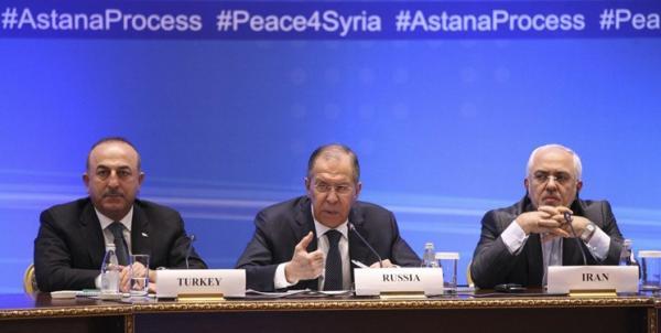 ظریف: تا هر زمان که دولت و ملت سوریه بخواهد در این کشور میمانیم