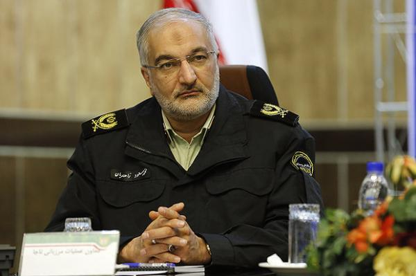 رئیس پلیس مبارزه با مواد مخدر ناجا,اخبار اجتماعی,خبرهای اجتماعی,حقوقی انتظامی