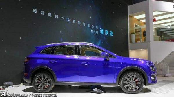شاسی بلند چینی جدید کپی از رنجروور,اخبار خودرو,خبرهای خودرو,مقایسه خودرو