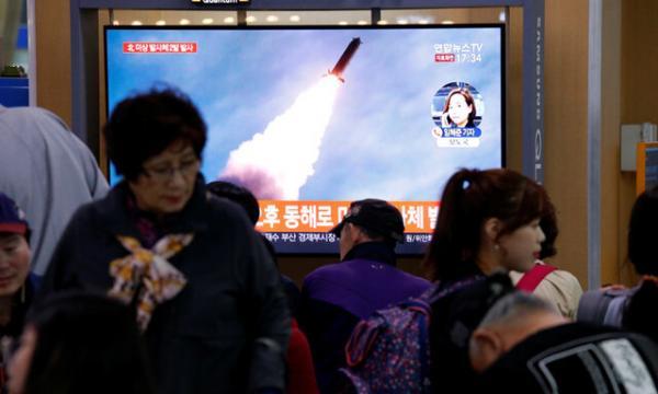 آزمایش موفقیتآمیز موشک ها در کره شمالی,اخبار سیاسی,خبرهای سیاسی,دفاع و امنیت