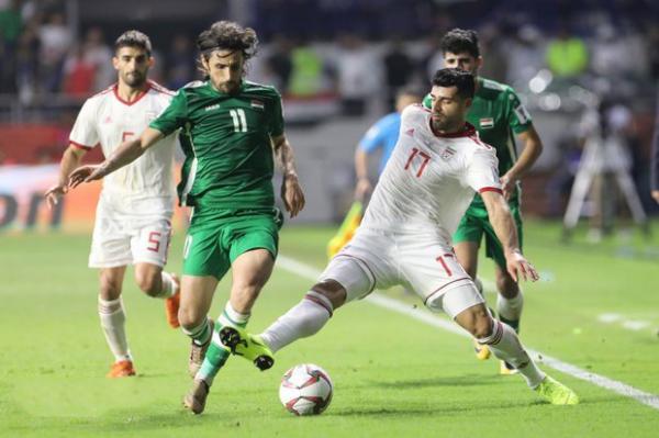 بازی تیم ایران و عراق,اخبار فوتبال,خبرهای فوتبال,فوتبال ملی