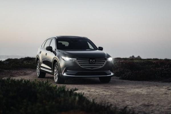 شاسیبلند مزدا CX-9 2020,اخبار خودرو,خبرهای خودرو,مقایسه خودرو