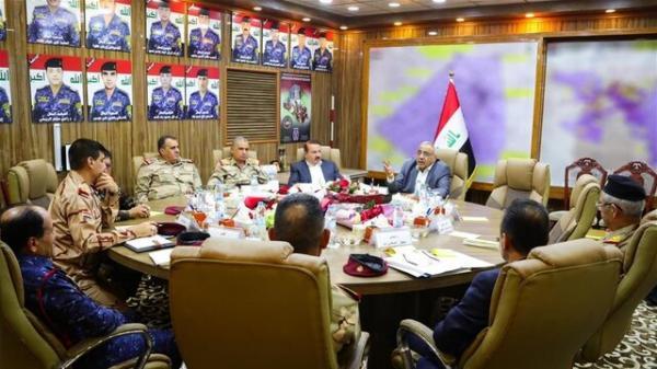 کاهش ساعات منع آمدوشد در بغداد/ نافرمانی مدنی در ذیقار/ نشست عبدالمهدی با فرماندهان امنیتی