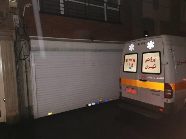 پنچرکردن آمبولانس با قمه همسایه,اخبار اجتماعی,خبرهای اجتماعی,حقوقی انتظامی