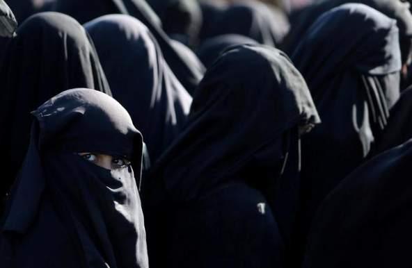 وضعیت زنان هلندی داعشی در سوریه,اخبار سیاسی,خبرهای سیاسی,اخبار بین الملل