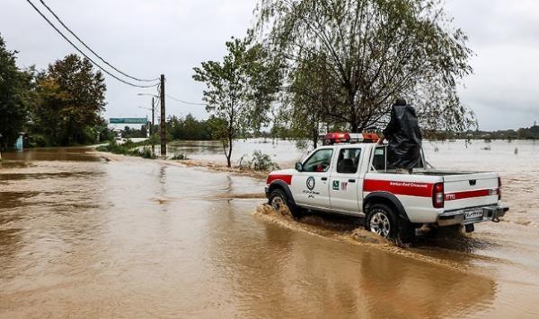 پیشبینی بارشهای سیلآسا در شمال,اخبار اجتماعی,خبرهای اجتماعی,وضعیت ترافیک و آب و هوا