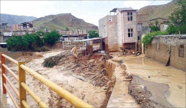 تلفات سیل در شهرستان کلات,اخبار اجتماعی,خبرهای اجتماعی,شهر و روستا