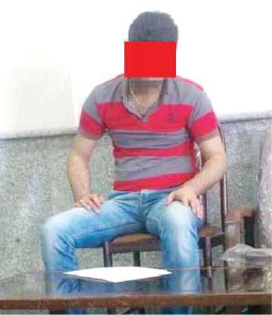 دستگیری پسر جوان,اخبار حوادث,خبرهای حوادث,جرم و جنایت