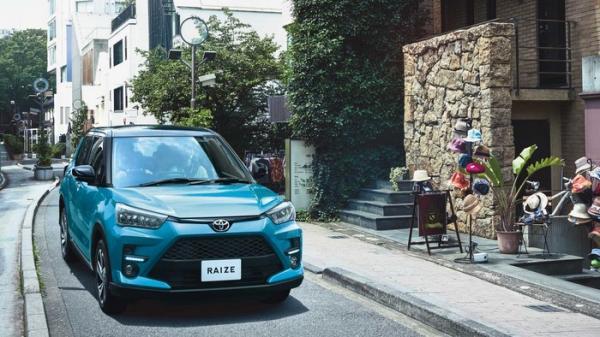 تویوتا Raize,اخبار خودرو,خبرهای خودرو,مقایسه خودرو