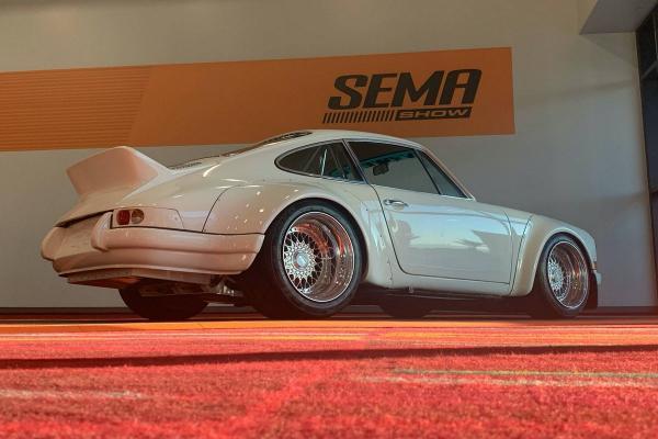 پورشه 911 E-RWB,اخبار خودرو,خبرهای خودرو,مقایسه خودرو