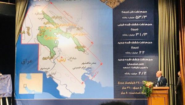 رونمایی از میدان جدید نفتی نامآوران,اخبار اقتصادی,خبرهای اقتصادی,نفت و انرژی