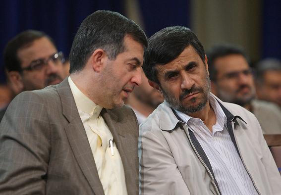 اسفندیار رحیم مشایی و احمدی نژاد,اخبار اجتماعی,خبرهای اجتماعی,حقوقی انتظامی